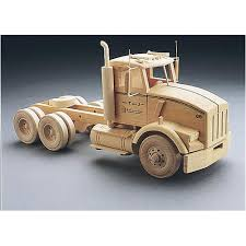 Kenworth Tractor Plans | Toys | Pinterest | Wood Toys, Wood Toys ...