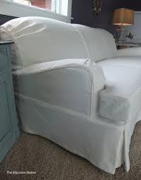 Cindy Crawford White Denim Sofa by Sensational Art Vanofas Photos Ideasofaleeper Furniture Beds Onale