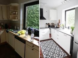 küche renovieren vorher nachher design dots