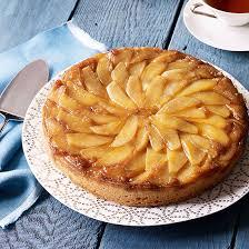 Pear Upside Down Cake