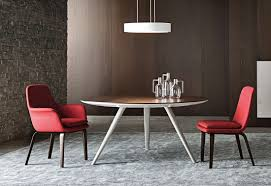 100 Minotti Dining Table Evans Round By STYLEPARK