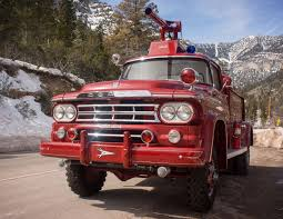 Little Mo,' A Fast, Effective Fire Fighter | Hemmings Daily 1959 Dodge Sweptside Pickup T251 Kissimmee 2014 Trucks Advertising Art By Charles Wysocki 1960 Blog D100 Utiline T159 Monterey Hooniverse Truck Thursday Two Pickups Fargo Pickup Trucks Pinterest Famous 2018 15 That Changed The World For Sale Classiccarscom Cc972499 Viewing A Thread Sweptline American Lafrance Fire Youtube