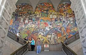 David Alfaro Siqueiros Murales Con Nombre by Centro Histório De México Df Me Gusta Volar