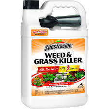 Weed And Grass Killer 128 Oz Ready To Use Sprayer