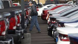 100 Truck Time Auto Sales Chilly Weather Stalls February Auto Sales GM Ford Report