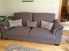 Ikea Tidafors Sofa Bed by Ikea Tidafors 3 Seater 1 Seater X2 Sofa Light Brown For Sale In