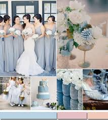 Spring And Summer Wedding Color Palette Ideas 2015