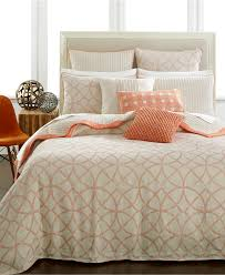 Macys Com Bedding by Hotel Collection Textured Lattice Linen Bedding Collection