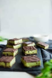 Detoxinista Pumpkin Bars by Mint Chocolate Cashew Cream No Bake Bars Food Faith Fitness