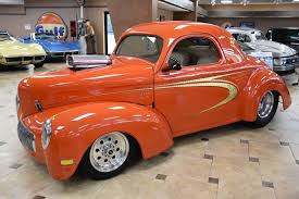100 1941 Willys Truck Coupe Ideal Classic Cars LLC