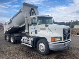 100 For Sale Truck 1999 Mack CH613 Dump Rickreall OR T3606