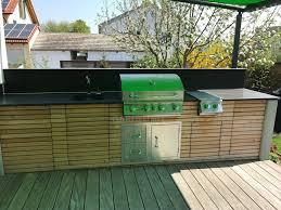 outdoorküche mit überdachung outdoor küche aussenküche