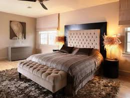 King Platform Bed With Tufted Headboard by Bedroom Modern Wrought Iron King Platform Bed Decor With Tufted