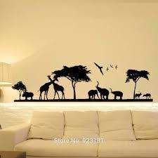 Safari Themed Living Room by Living Font B Safari B Font Jungle Animal Nursery Font B