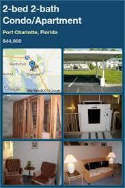 2 bed 2 bath Condo Apartment in Englewood Florida ■$124 900