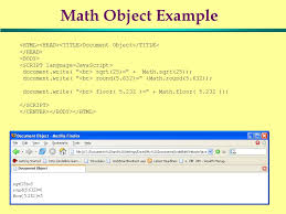 math ceil floor javascript 1 a world wind tour of javascript javascript 2 objectives l