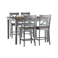 Sumter Gray High Table & 2 Barstools | Dining Room - Dining Sets ... Belfort Essentials Abaco 54 Square Solid Acacia Wood Top Counter Shop Juvenile Java Mission Table With Two Chairs Set Rich Mocha Hanover Montclair 3piece Metal Outdoor Bar Height Ding Handmade Solid Oak Tall Table Two Chairs And High Stools Small Rectangular Kitchen Homesfeed High In Cheltenham Gloucestershire Gumtree 84 Off Glass Tables Coaster Fniture 102271 Tone Island Parkland 2 Item 94349 Walmart Canada Marble Matching Ayr South Winsome Lynnwood 3pc Drop Leaf Ladder Chair On Carousell