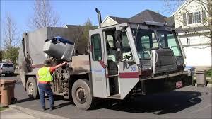 100 Trash Trucks On Youtube Classic 1980s Lodal EVO MAG20 Garbage Truck YouTube