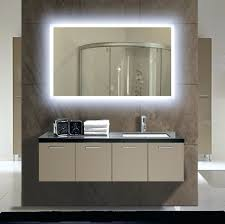 lights lighted bathroom mirror illuminated galaxy x in dimmable