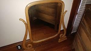 Birdseye Maple Veneer Dresser by Antique 1920s Birds Eye Maple Veneer Dresser 4 Drawer Chest Solid