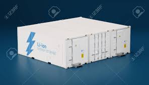 100 What Are Shipping Containers Made Of Battery Energy Storage Facility Made Of Shipping Containers