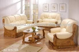 Wooden Sofa Set Cushion