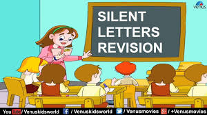 Silent Letters Revision Learn English For Kids YouTube