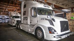 For The Long Haul, Self-Driving Trucks May Pave The Way Before Cars ...
