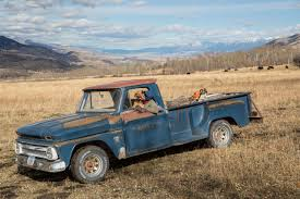 How A 1964 Chevy Pickup Became Part Of The Family - WSJ Rare 1964 Chevy C10 Step Side Long Bed Original Rust Free Classic 6066 And 6772 Chevy Truck Parts Aspen 1966 Pickup The Hamb Chevrolet For Sale Classiccarscom Cc748089 Wheel Tire Page Outlaws Dang Garage Restored Restorable Trucks For 195697 Short Bed A 65 Custom Cab Big Window 2019 Silverado 1500 Photos Info News Car Driver 1961 Gmc Pickup Short 1960 1962 1963 1965