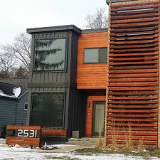 Council Sells Two Lots For Future Shippingcontainer Homes