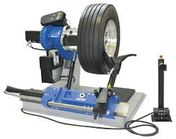 100 Truck Tire Changer S 551 XL Universal Tyre Changer Suitable For Any Truck And Heavy