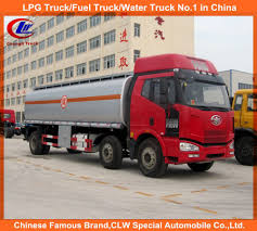 100 Used Water Trucks For Sale Fuel Tanker Faw 6x2 Oil Tank Truck 8 Wheels Truck