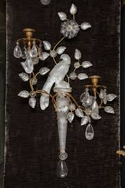 Destinations By Regina Andrew Peacock Lamp by Best 25 Crystal Sconce Ideas Only On Pinterest Sconces Crystal