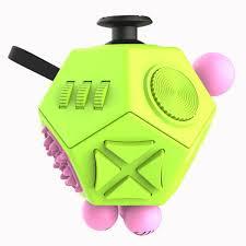 12 Sided Anti Stress Fidget Cube