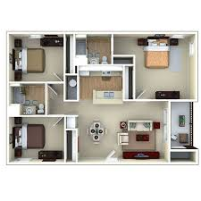 Sims 3 Floor Plans Small House by Best 25 3 Bedroom Garage Apartment Ideas On Pinterest Carriage