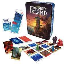 Board Game Review Forbidden Island