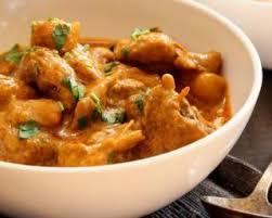 recette de curry de poulet pour utiliser les restes