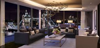 100 Pent House In London Four Bedrooms Penthouse For Sale 14500000 In One Tower