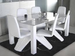 6 x designer stühle esszimmerstühle freischwinger napalon