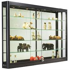 Wall Cabinet Is 5FT Wide For Displaying Jewelry And More