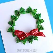 14 Holiday Cards You Can Make With Things Have At Home Christmas Crafts For KidsKids
