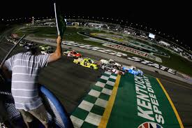 Rhodes Finishes 28th At Kentucky NASCAR NASCAR T