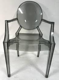 100 Phillipe Stark Pair Of PHILIPPE STARCK Louis Ghost Chairs Jan 09 2019 The