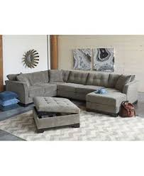 elliot fabric sectional collection created for macy s ottomans
