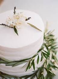 Olive Branches Round The Cake