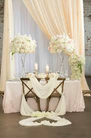 Sophisticated French Country Wedding Decor And Elegant Ideas Sweetheart Table Barn Reception Ivory Linens Burlap
