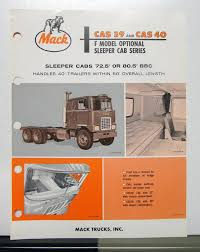 1968 Mack Truck Model CAS 39 40 Sales Brochure & Specification Sheet 2004 Mack Vision Cx613 Mack Trucks In Peterborough Ajax On Pinnacle Granite Trucks For Sale Arrow Truck Sales 9003 Inrstate 10 E Converse Tx 78109 Ypcom Mk Centers A Fullservice Dealer Of New And Used Heavy Mtd Trucks New Used 1998 Rd690s Tri Axle Dump For Sale By Arthur Trovei In Nj Used 2013 Cxu613 Tandem Axle Sleeper 6555 Bumpers Griffith Equipment Houstons 1 Specialized Dealer Parts Sale