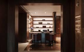 100 Conrad Design Hotel Executive Business Lounge Brewin Office
