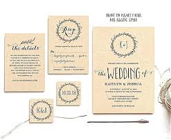 Resume 45 Awesome Wedding Invitation Templates High Definition