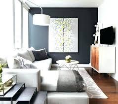 Dark Gray Accent Wall Dining Room Grey 3